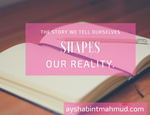 Change your story!