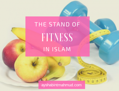 Fitness in Islam!