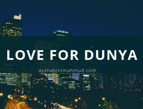 Love for Dunya