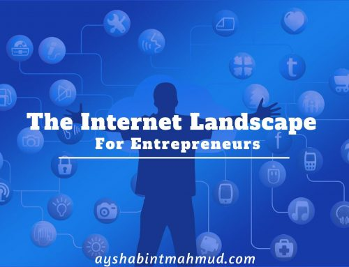 Internet Landscape for Entrepreneurs
