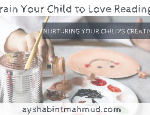 Train your Child to Love Reading