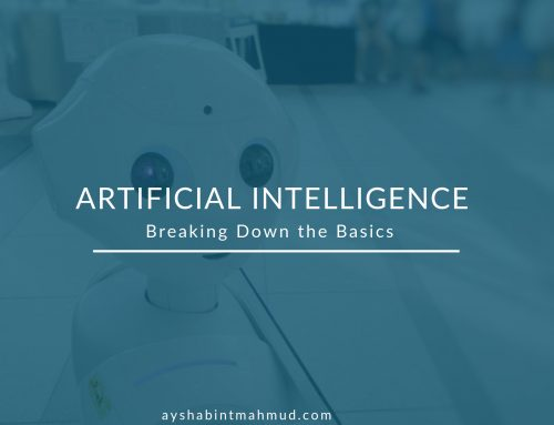 Artificial Intelligence: Breaking down the basics