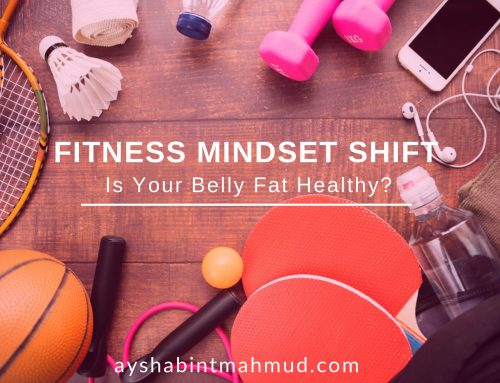 Fitness Mindset Shift