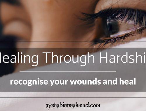 Healing During Hardship