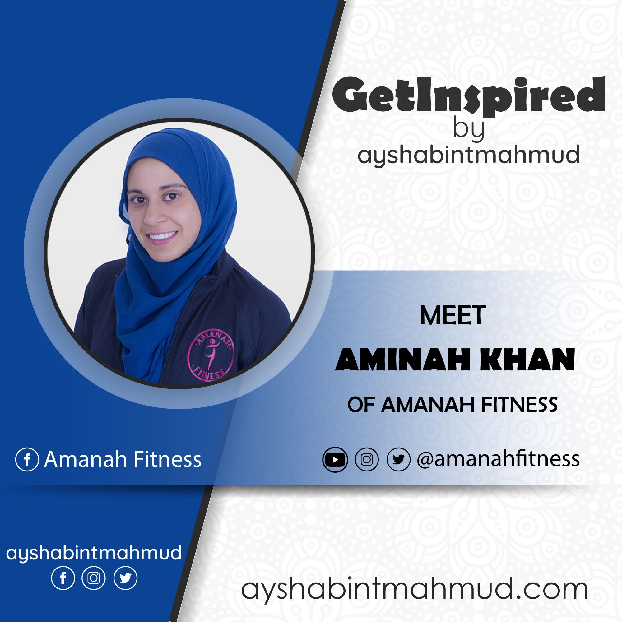Amina Khan